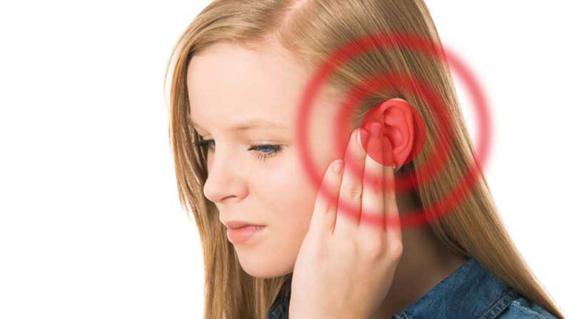 teenagers could become prematurely hearing-impaired